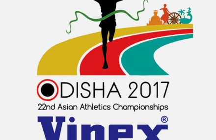 Official Supplier of Track & Field and Fitness Equipment in 22nd Asian Athletics Championships (Odisha 2017).